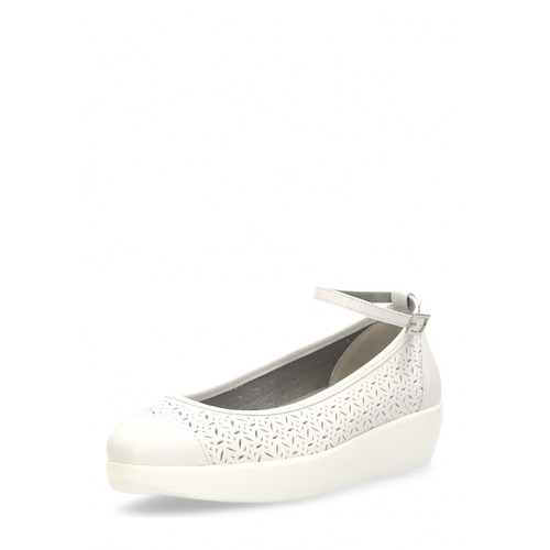 HOGAN BALLERINE DONNA BIANCO MADE IN ITALY