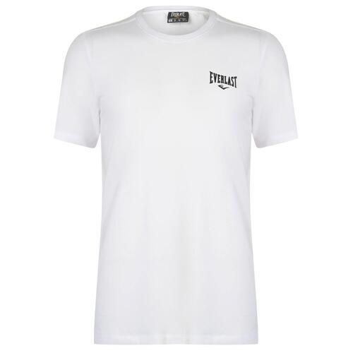 EVERLAST T-SHIRT UOMO WHITE