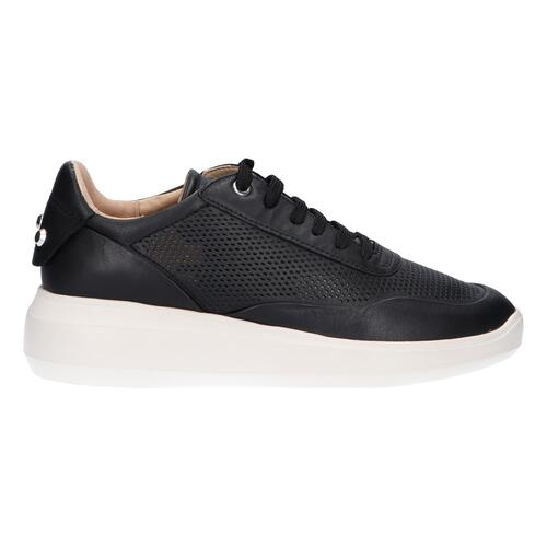 GEOX SNEAKERS DONNA NERO