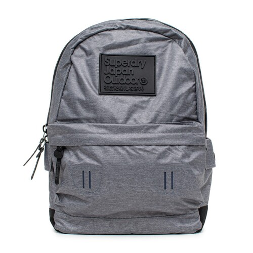 SUPERDRY ZAINO UNISEX GREY NYLON