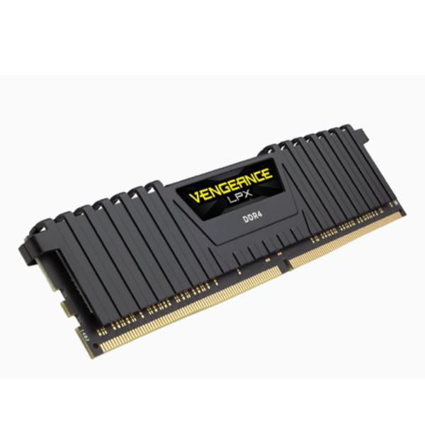 32GB (2x16GB) Corsair Vengeance LPX schwarz DDR4-3600 RAM CL18 Speicher Kit