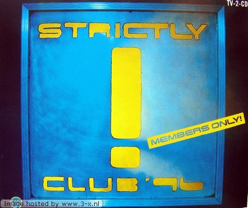 |1501285| Various Artists - Strictly Club [CD x 1] New