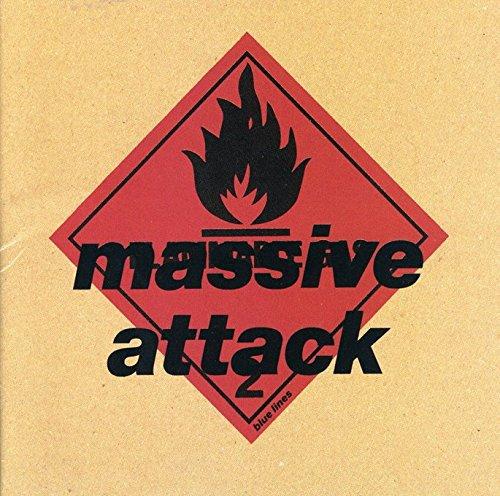 |071331| Massive Attack - Blue Lines [CD x 1]