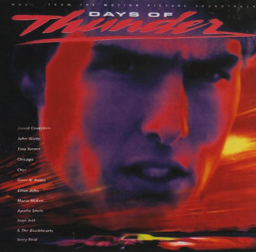 |071328| Various Artists - Days of Thunder o.s.t. [CD x 1]