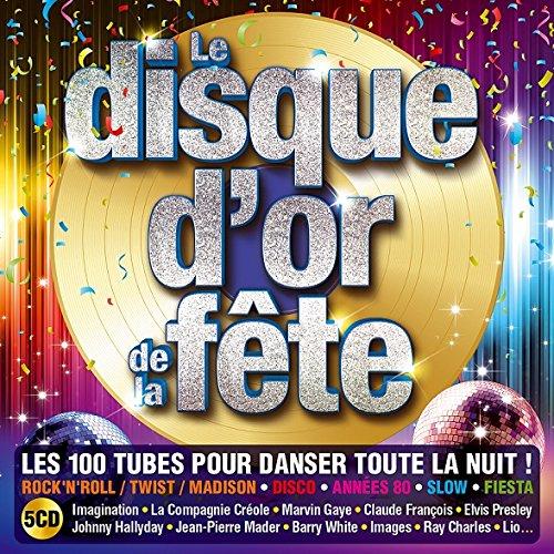  071329  Various Artists - Le Disque D'or De La Fete [CD x 5]
