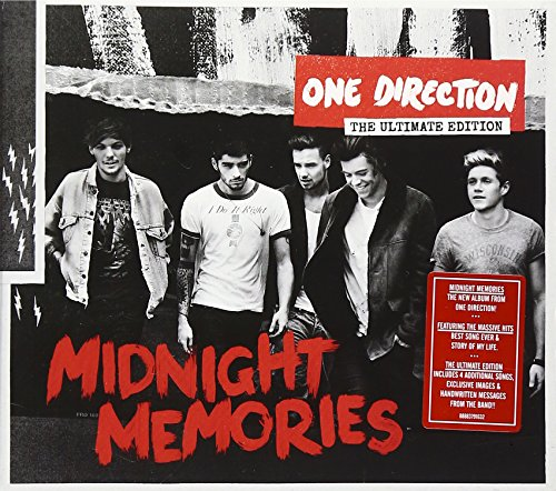 |071332| One Direction - Midnight Memories [CD x 1]