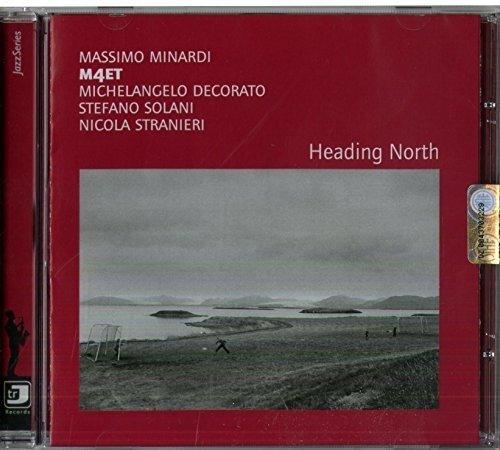 |074606| Massimo Minardi - Heading North [CD x 1] Neuf