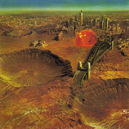 |1501287| Midnight Oil - Red Sails In The Sunset [CD x 1] New
