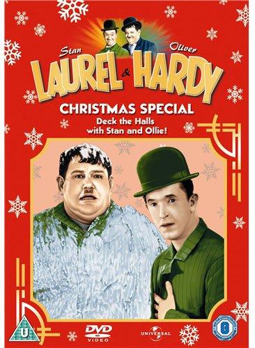 Dvd Laurel And Hardy: Christmas Special [Edizione: Regno Unito] NUOVO SIGILLATO, EDIZIONE DEL 14/11/2011 SUBITO DISPONIBILE
