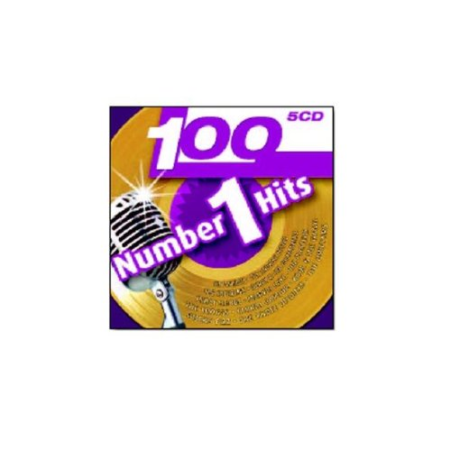 Audio Cd 100 Number 1 Hits / Various (5 Cd) NUOVO SIGILLATO, EDIZIONE DEL 13/11/2014 SUBITO DISPONIBILE