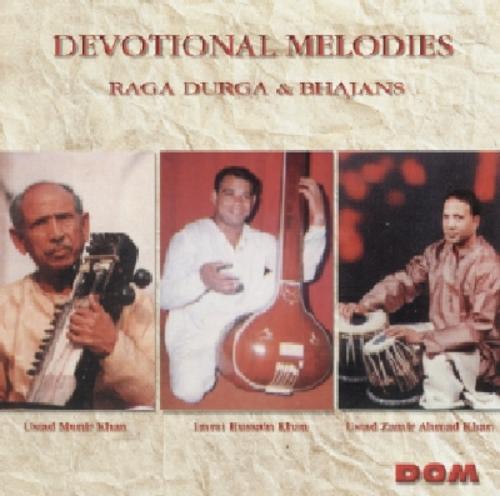 Audio Cd Devotional Melodies - Raga Durga & Bhajans NUOVO SIGILLATO, EDIZIONE DEL 27/03/2014 SUBITO DISPONIBILE
