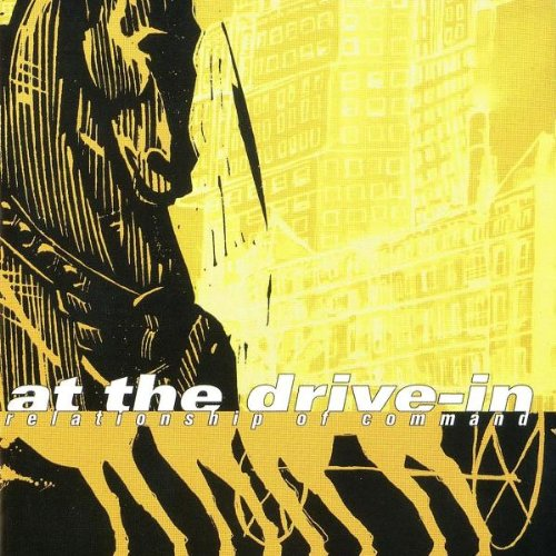 Audio Cd At The Drive In - Relationship Of Command NUOVO SIGILLATO