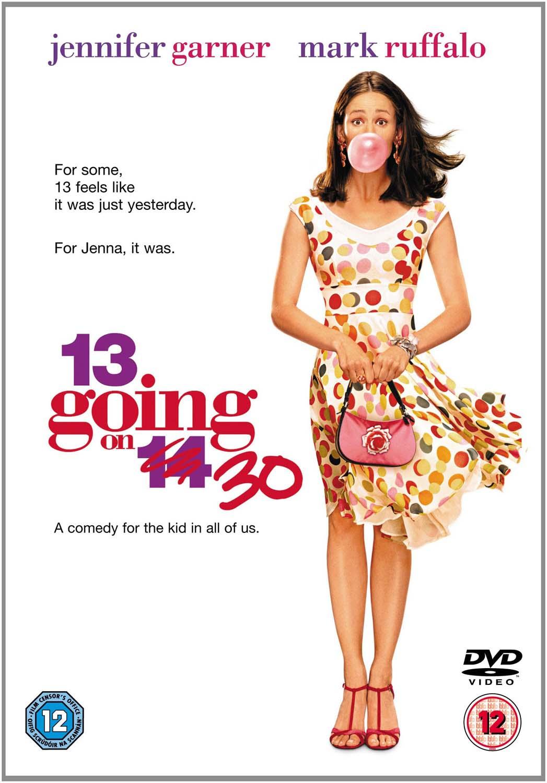 Dvd 13 Going On 30 [Edizione: Regno Unito] NUOVO SIGILLATO SUBITO DISPONIBILE