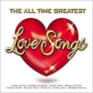Audio Cd All Time Greatest Love Songs (2 Cd) NUOVO SIGILLATO