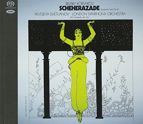 Audio Cd Nikolai Rimsky-Korsakov - Scheherazade NUOVO SIGILLATO, EDIZIONE DEL 17/03/2017 SUBITO DISPONIBILE