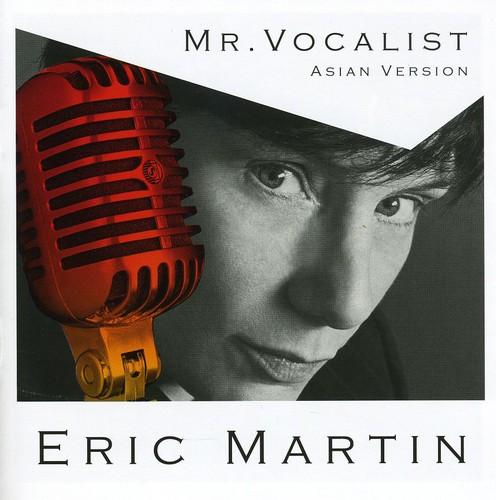 Audio Cd Eric Martin - Mr Vocalist (Asian Version) NUOVO SIGILLATO, EDIZIONE DEL 14/04/2009 SUBITO DISPONIBILE