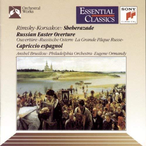 Audio Cd Nikolai Rimsky-Korsakov - Scheherazade, Russian Easter Overture, Capriccio Espagnol NUOVO SIGILLATO SUBITO DISPONIBILE