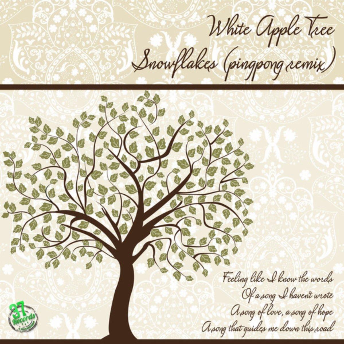 Audio Cd White Appletree - Snowflakes NUOVO SIGILLATO SUBITO DISPONIBILE