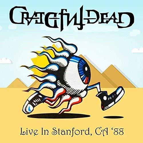 Vinile Grateful Dead - Live In Stanford, Ca '88 (3 Lp) NUOVO SIGILLATO, EDIZIONE DEL 21/11/2018 SUBITO DISPONIBILE