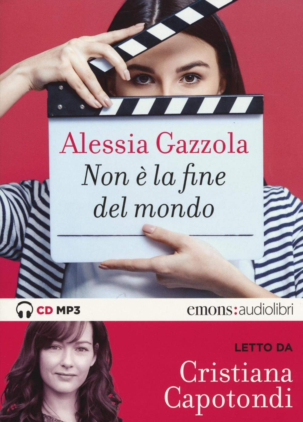 Audiolibro Alessia Gazzola - Gazzola, Alessia (Audiolibro) NUOVO SIGILLATO, EDIZIONE DEL 09/02/2017 SUBITO DISPONIBILE