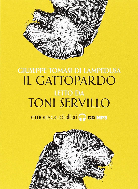 Audiolibro Tomasi di Lampedusa Giuseppe - Tomasi Di Lampedusa, Giuseppe (Audiolibro) NUOVO SIGILLATO, EDIZIONE DEL 02/03/2017 SUBITO DISPONIBILE