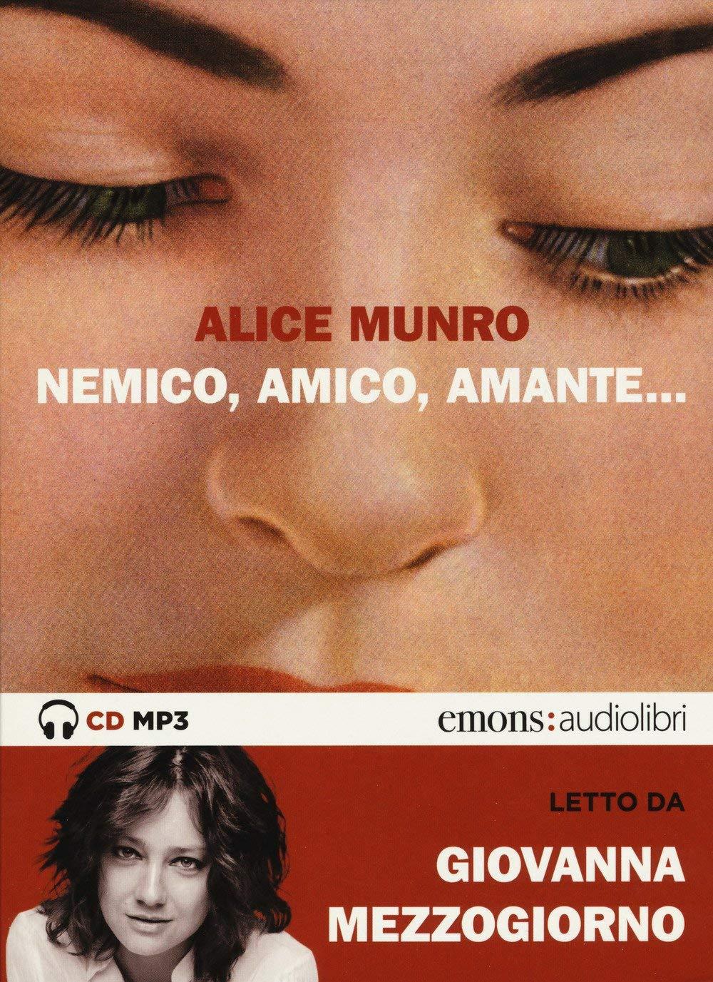Audiolibro Alice Munro - Munro, Alice (Audiolibro) NUOVO SIGILLATO, EDIZIONE DEL 23/11/2017 SUBITO DISPONIBILE