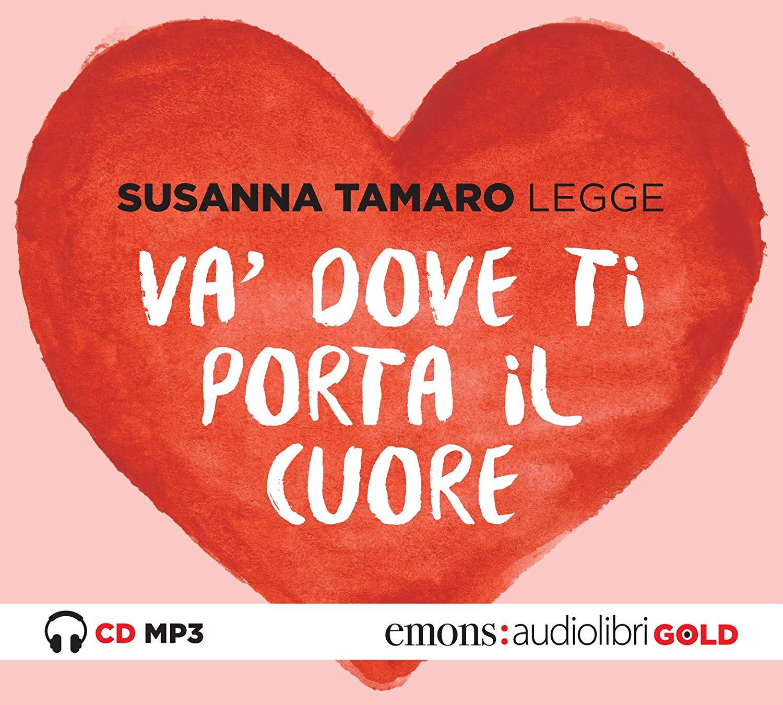 Audiolibro Susanna Tamaro - Tamaro, Susanna (Audiolibro) NUOVO SIGILLATO, EDIZIONE DEL 03/11/2017 SUBITO DISPONIBILE
