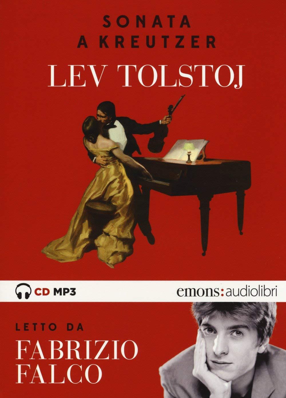 Audiolibro Tolstoj Lev - Tolstoj Lev (Audiolibro) NUOVO SIGILLATO, EDIZIONE DEL 05/04/2018 SUBITO DISPONIBILE
