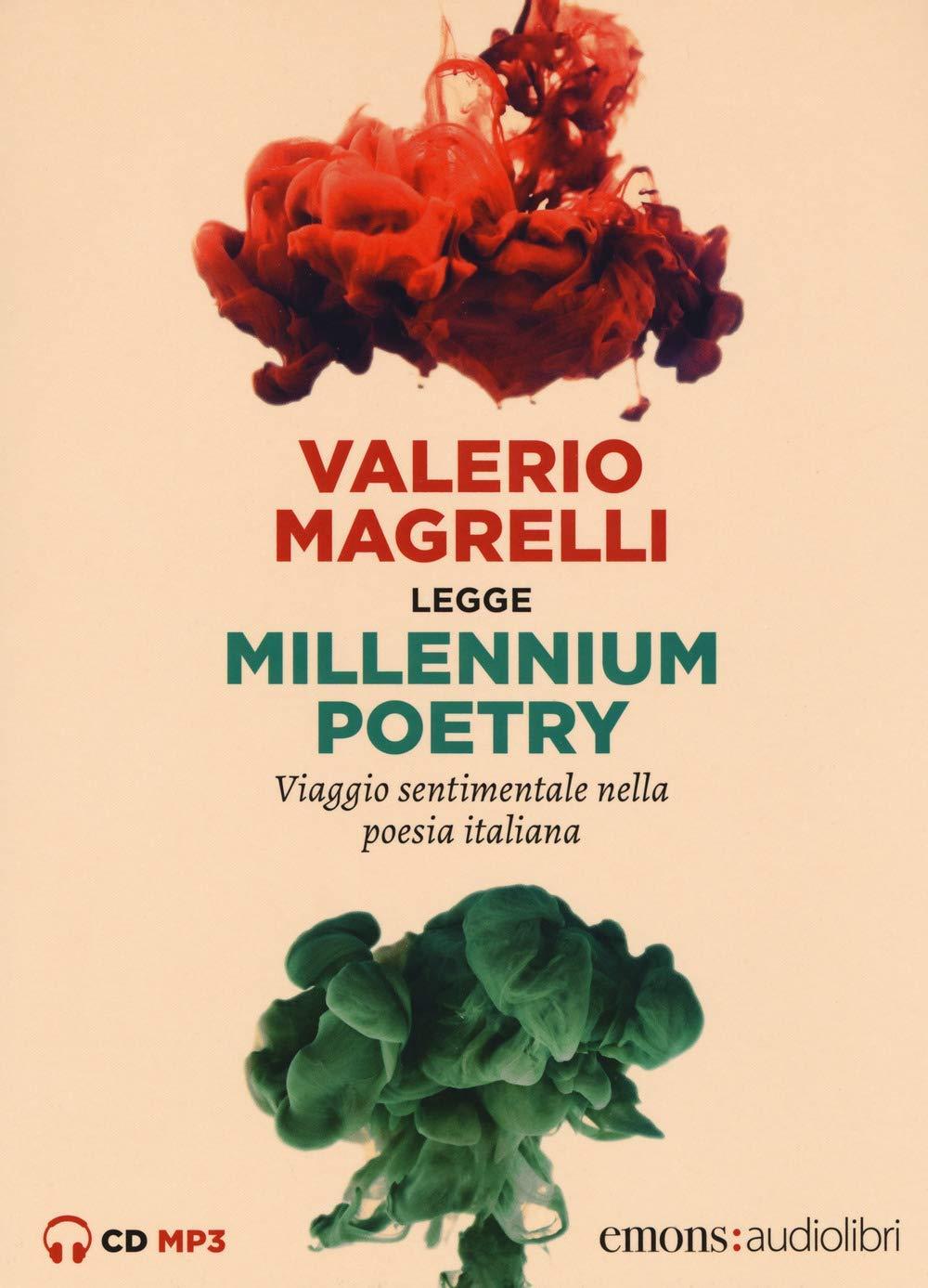 Audiolibro Valerio Magrelli - Magrelli, Valerio (Audiolibro) NUOVO SIGILLATO, EDIZIONE DEL 13/09/2018 SUBITO DISPONIBILE