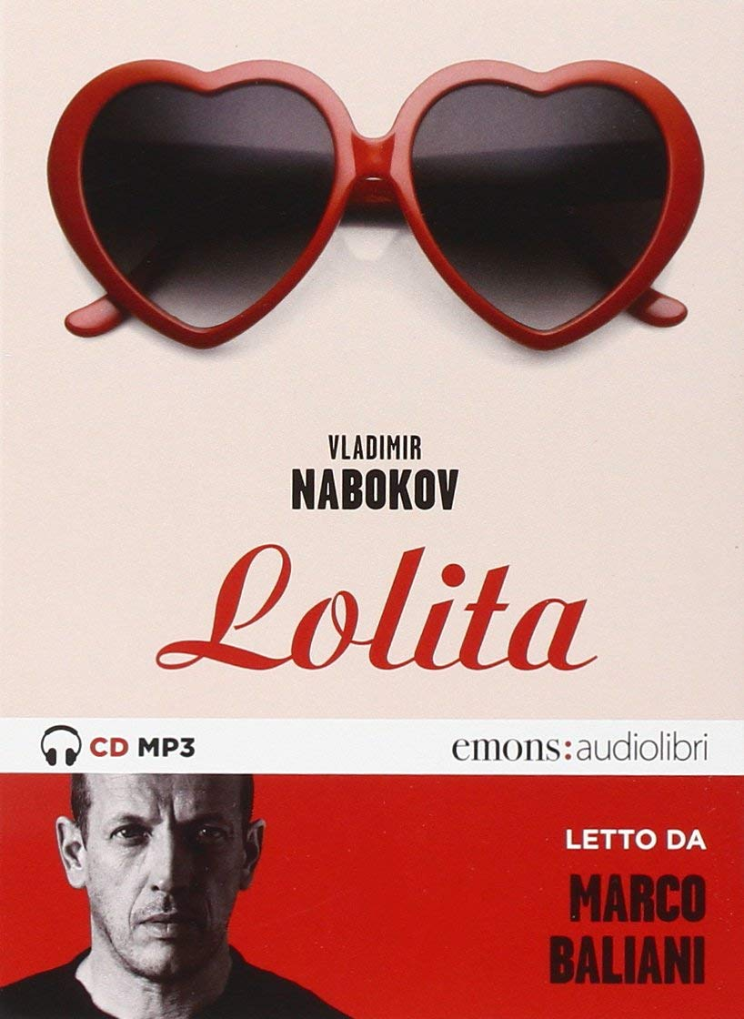 Audiolibro Vladimir Nabokov - Nabokov, Vladimir (Audiolibro) NUOVO SIGILLATO, EDIZIONE DEL 25/02/2015 SUBITO DISPONIBILE