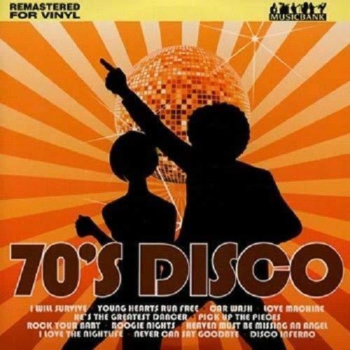 Vinile 70's Disco / Various NUOVO SIGILLATO SUBITO DISPONIBILE