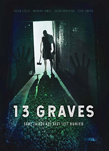 Dvd 13 Graves [Edizione: Stati Uniti] NUOVO SIGILLATO, EDIZIONE DEL 04/06/2019 SUBITO DISPONIBILE