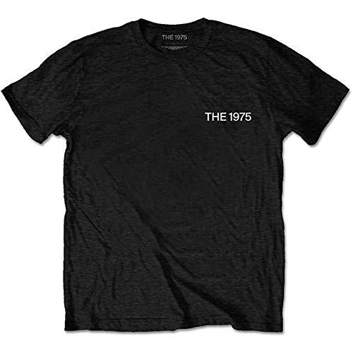 Abbigliamento 1975 (The): Abiior Wecome Welcome (Back Print) (T-Shirt Unisex Tg. M) NUOVO SIGILLATO SUBITO DISPONIBILE