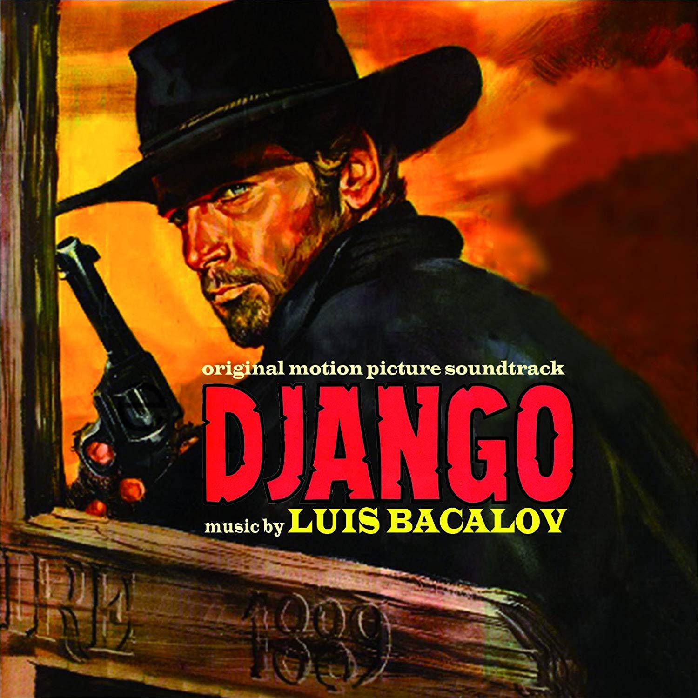 Audio Cd (Soundtrack) - Django NUOVO SIGILLATO, EDIZIONE DEL 18/11/2015 SUBITO DISPONIBILE