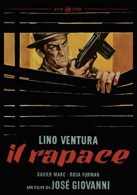 Dvd Rapace (Il) NUOVO SIGILLATO, EDIZIONE DEL 18/09/2019 SUBITO DISPONIBILE