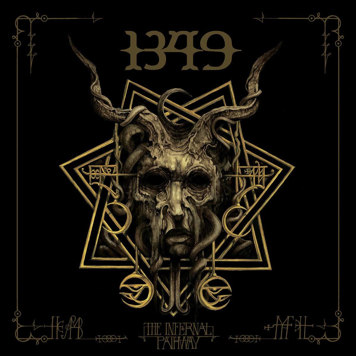 Vinile 1349 - The Infernal Pathway (Silver Vinyl) (2 Lp) NUOVO SIGILLATO, EDIZIONE DEL 18/10/2019 SUBITO DISPONIBILE