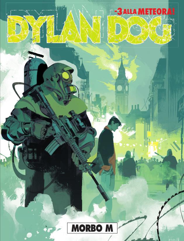 Libri Dylan Dog Vol 397 - Morbo M NUOVO SIGILLATO, EDIZIONE DEL 31/10/2019 SUBITO DISPONIBILE