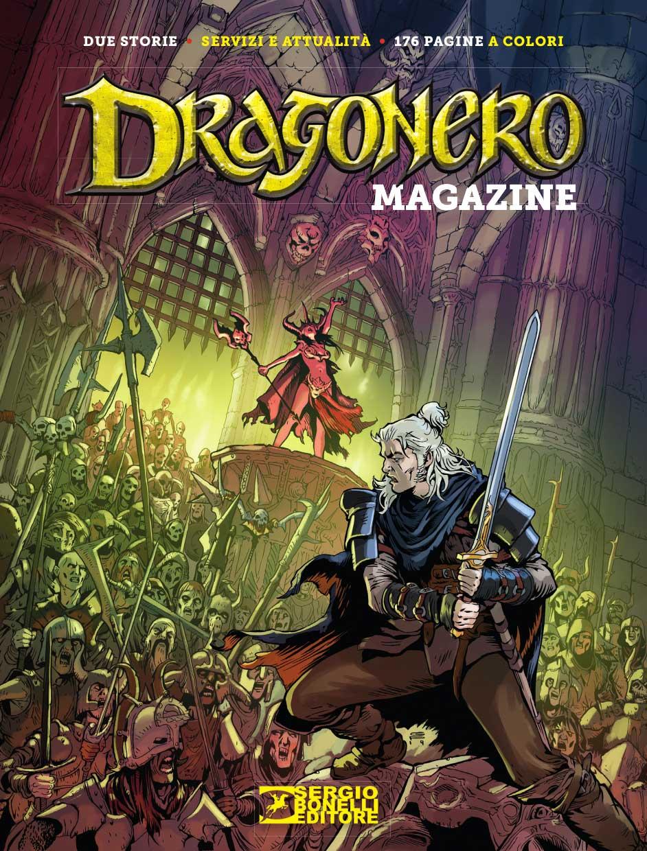 Libri Dragonero Magazine 2019 NUOVO SIGILLATO, EDIZIONE DEL 28/11/2019 SUBITO DISPONIBILE