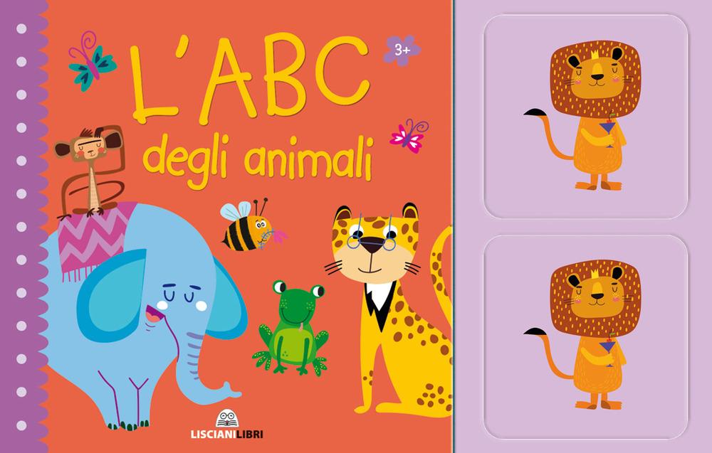 Libri ABC Degli Animali. Ediz. A Colori. Con Gadget (L') NUOVO SIGILLATO, EDIZIONE DEL 11/06/2020 SUBITO DISPONIBILE