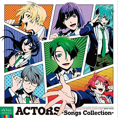 Audio Cd (Animation) - Actors -Songs Collection- NUOVO SIGILLATO, EDIZIONE DEL 16/09/2015 SUBITO DISPONIBILE