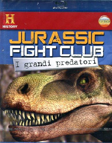 Blu-Ray Jurassic Fight Club - I Grandi Predatori (Blu-Ray+Booklet) NUOVO SIGILLATO, EDIZIONE DEL 07/12/2009 DISPO ENTRO UN MESE, SU ORDINAZIONE
