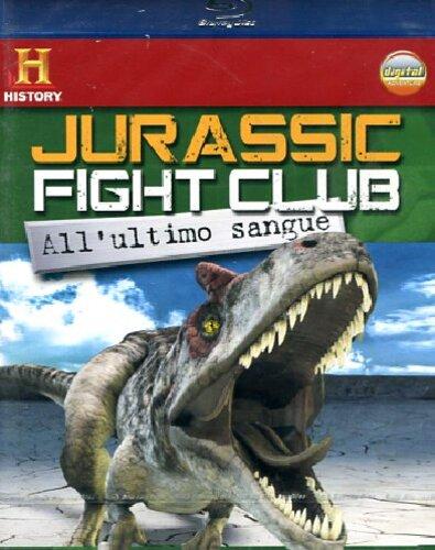 Blu-Ray Jurassic Fight Club - All'Ultimo Sangue (Blu-Ray+Booklet) NUOVO SIGILLATO, EDIZIONE DEL 07/12/2009 DISPO ENTRO UN MESE, SU ORDINAZIONE