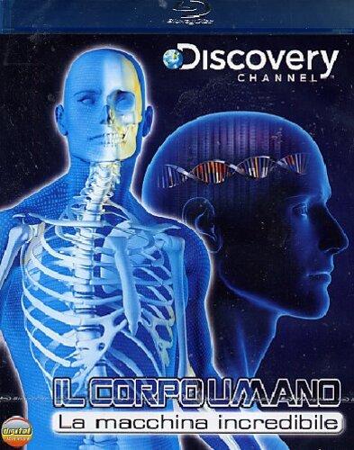 Blu-Ray Corpo Umano (Il) - La Macchina Incredibile (Blu-Ray+Booklet) NUOVO SIGILLATO, EDIZIONE DEL 01/12/2009 DISPO ENTRO UN MESE, SU ORDINAZIONE