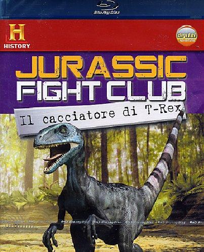 Blu-Ray Jurassic Fight Club - Il Cacciatore Di T-Rex (Blu-Ray+Booklet) NUOVO SIGILLATO, EDIZIONE DEL 27/01/2010 DISPO ENTRO UN MESE, SU ORDINAZIONE