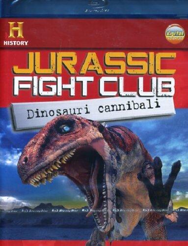 Blu-Ray Jurassic Fight Club - Dinosauri Cannibali (Blu-Ray+Booklet) NUOVO SIGILLATO, EDIZIONE DEL 08/04/2010 DISPO ENTRO UN MESE, SU ORDINAZIONE