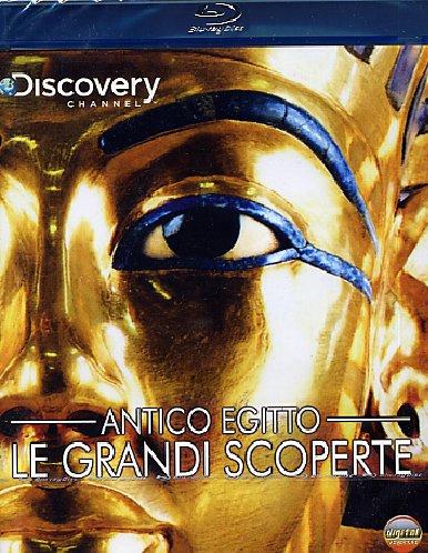 Blu-Ray Antico Egitto - Le Grandi Scoperte (Blu-Ray+Booklet) NUOVO SIGILLATO, EDIZIONE DEL 21/04/2010 DISPO ENTRO UN MESE, SU ORDINAZIONE