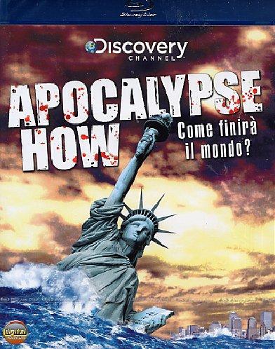 Blu-Ray Apocalypse How (Blu-Ray+Booklet) NUOVO SIGILLATO, EDIZIONE DEL 19/05/2010 DISPO ENTRO UN MESE, SU ORDINAZIONE