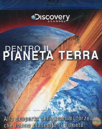 Blu-Ray Dentro Il Pianeta Terra (Blu-Ray+Booklet) NUOVO SIGILLATO, EDIZIONE DEL 22/09/2010 DISPO ENTRO UN MESE, SU ORDINAZIONE