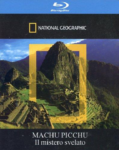 Blu-Ray Macchu Picchu - Il Mistero Svelato (Blu-Ray+Booklet) NUOVO SIGILLATO, EDIZIONE DEL 10/11/2010 DISPO ENTRO UN MESE, SU ORDINAZIONE