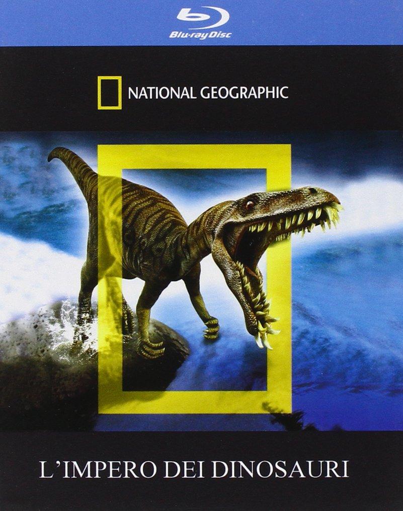 Blu-Ray Impero Dei Dinosauri (L') (Blu-Ray+Booklet) NUOVO SIGILLATO, EDIZIONE DEL 24/11/2010 DISPO ENTRO UN MESE, SU ORDINAZIONE